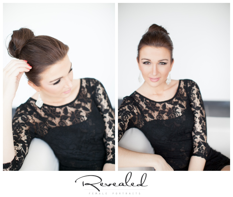 glamour portrait in antwerp by revealed photography