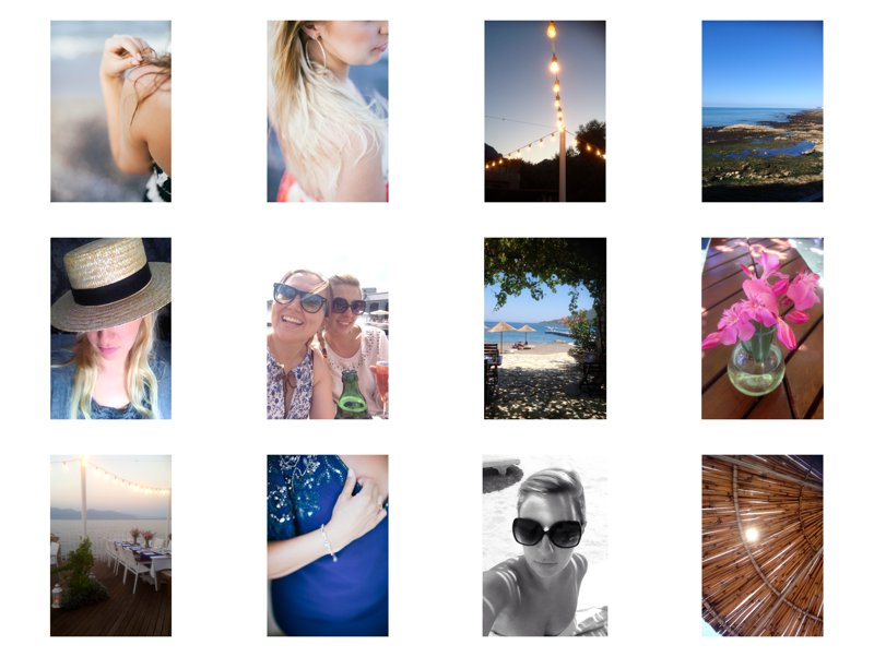 July highlights of instagram by Revealed photography