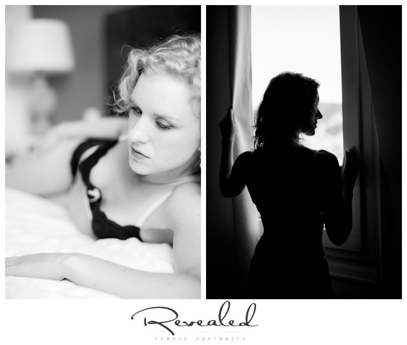 Boudoir photography in Normandy - France