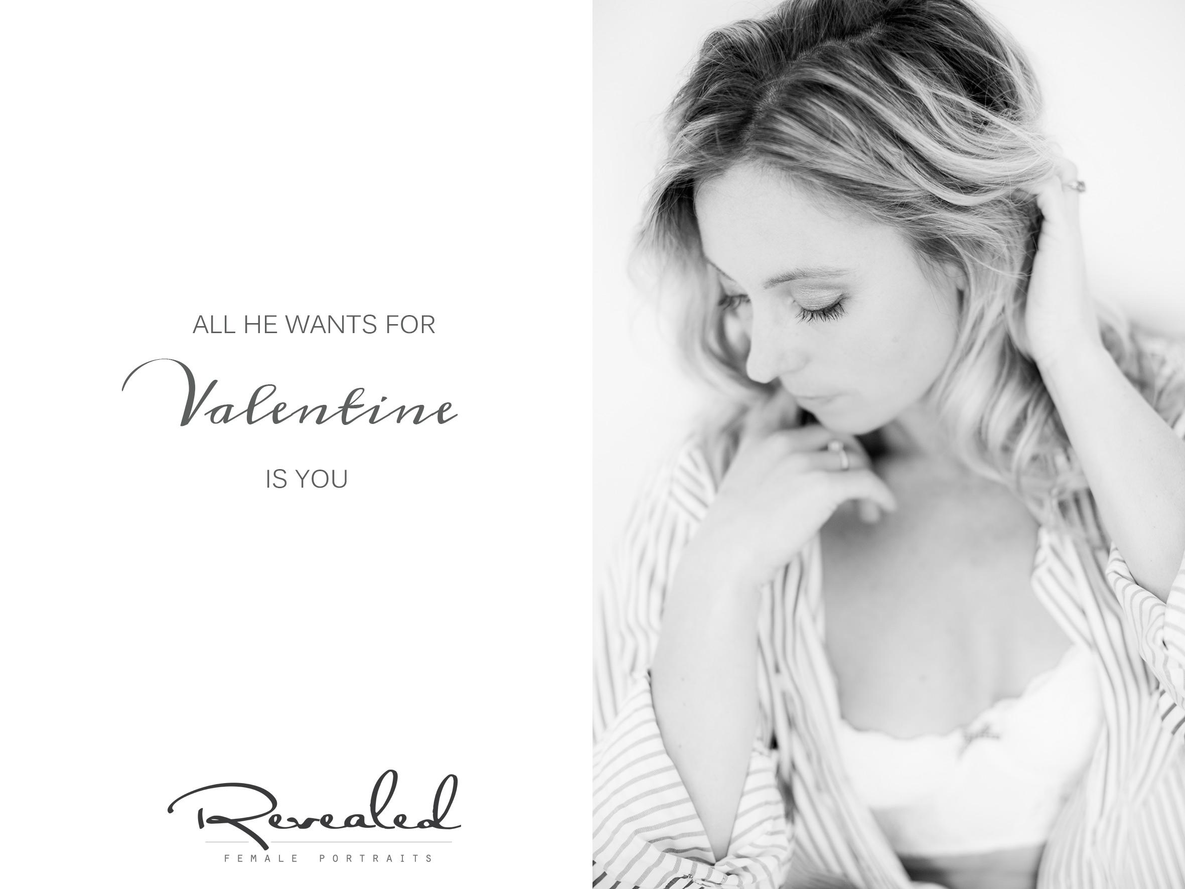 Een boudoir reportage als Valentijn cadeau
